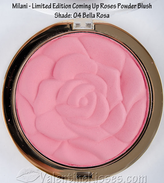 valentine kisses milani coming up roses limited edition. Black Bedroom Furniture Sets. Home Design Ideas