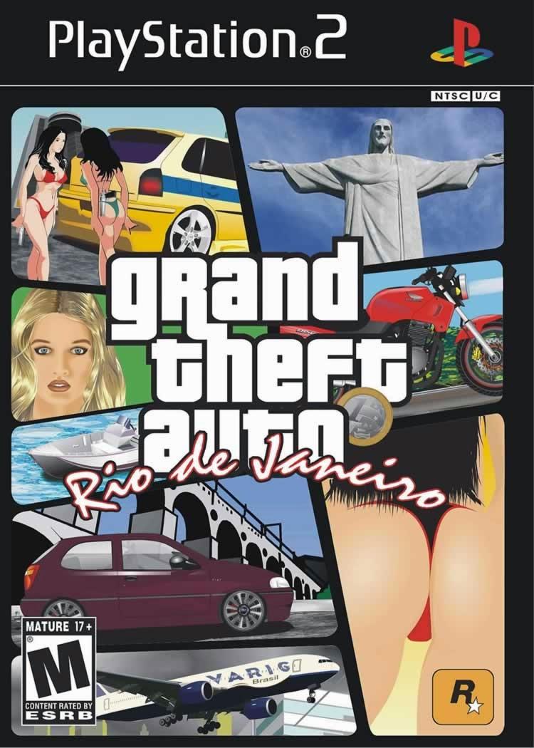 GTA: Rio de Janeiro (PS2) - Dicas e Macetes