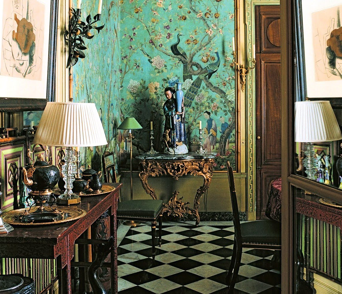 Scala regia inspirational archives chinoiserie for Chinoiserie design