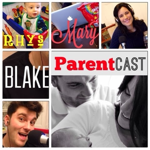ParentCast Hosts Mary and Blake Larsen