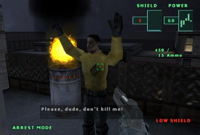 Robocop 2003 PC Games Gameplay