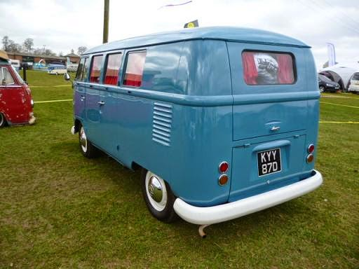 My 1969 Vw Microbus Dub Aid 4 Vw Charity Show