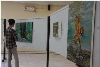 Pameran Seni untuk Mengenang Ruswondho
