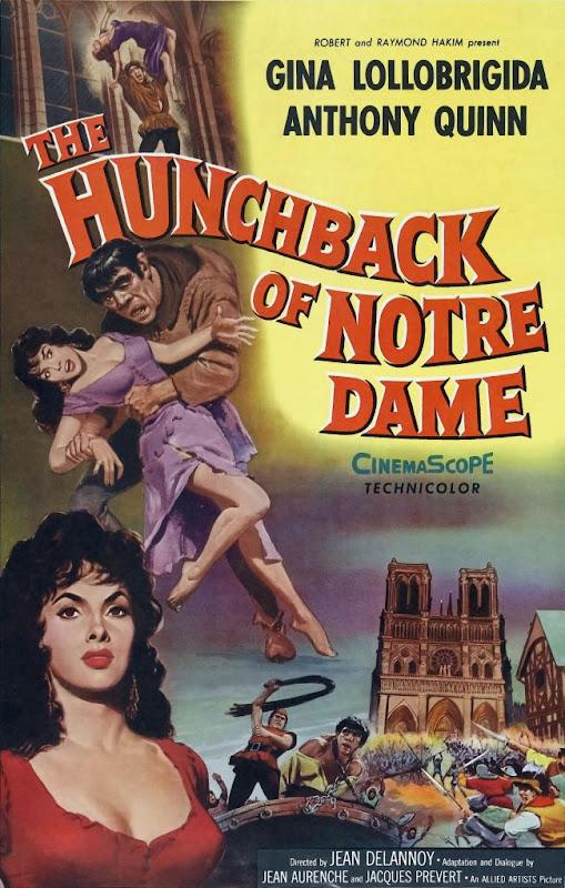 Nhà Thờ Đức Bà Paris - The Hunchback of Notre Dame