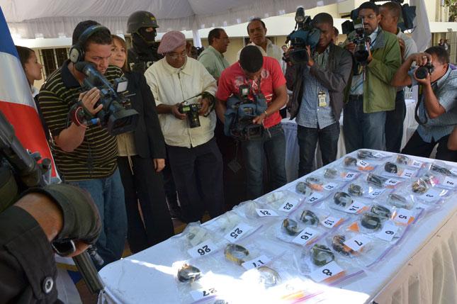 Aybar compr 243 11 relojes por un valor de 9 millones 519 mil 580 pesos