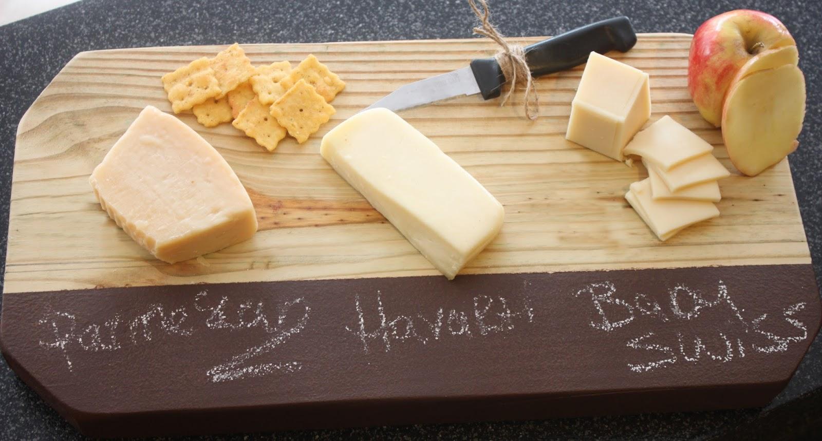 Diy dual purpose cutting board beaute j adore
