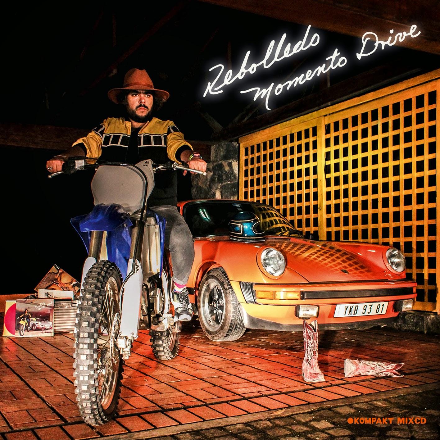 discosafari - VARIOUS ARTISTS - Rebolledo Mixes: Momento Drive - Kompakt