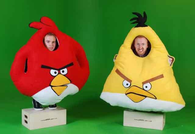 Juegandroid te ofrece las dos nuevas actualizaciones para Angry Birds y Angry Birds Rio