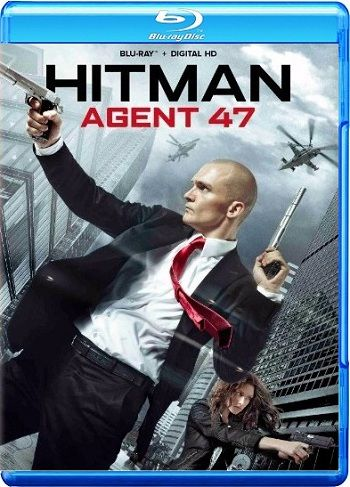 Hitman Agent 47 2015 English 720p BluRay x264 500mb