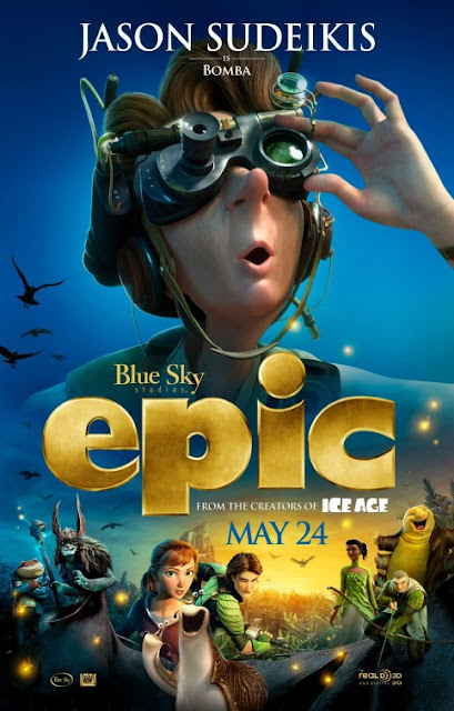 Epic 3D (2013) Watch Full HD Movie Online