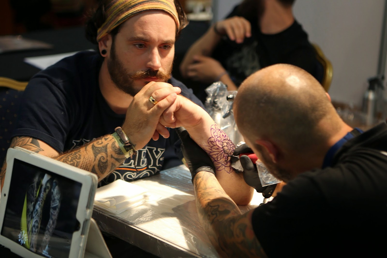 Art, Body Tattoo, Coastal, Cyprus, Cyprus Tattoo Convention, Entertainment, Limassol, Men with Tattoo, News, Offbeat, Tattoo, Tattoo Artist, Tattoo Convention, Tattoo ink, Tattoo Machines, Women with Tattoo,