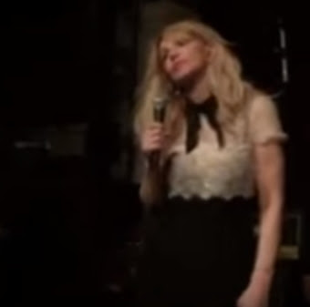 "COURTNEY LOVE ""Creep"" (RADIOHEAD cover)"
