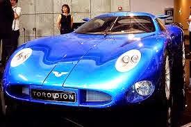 Toroidion Supercar