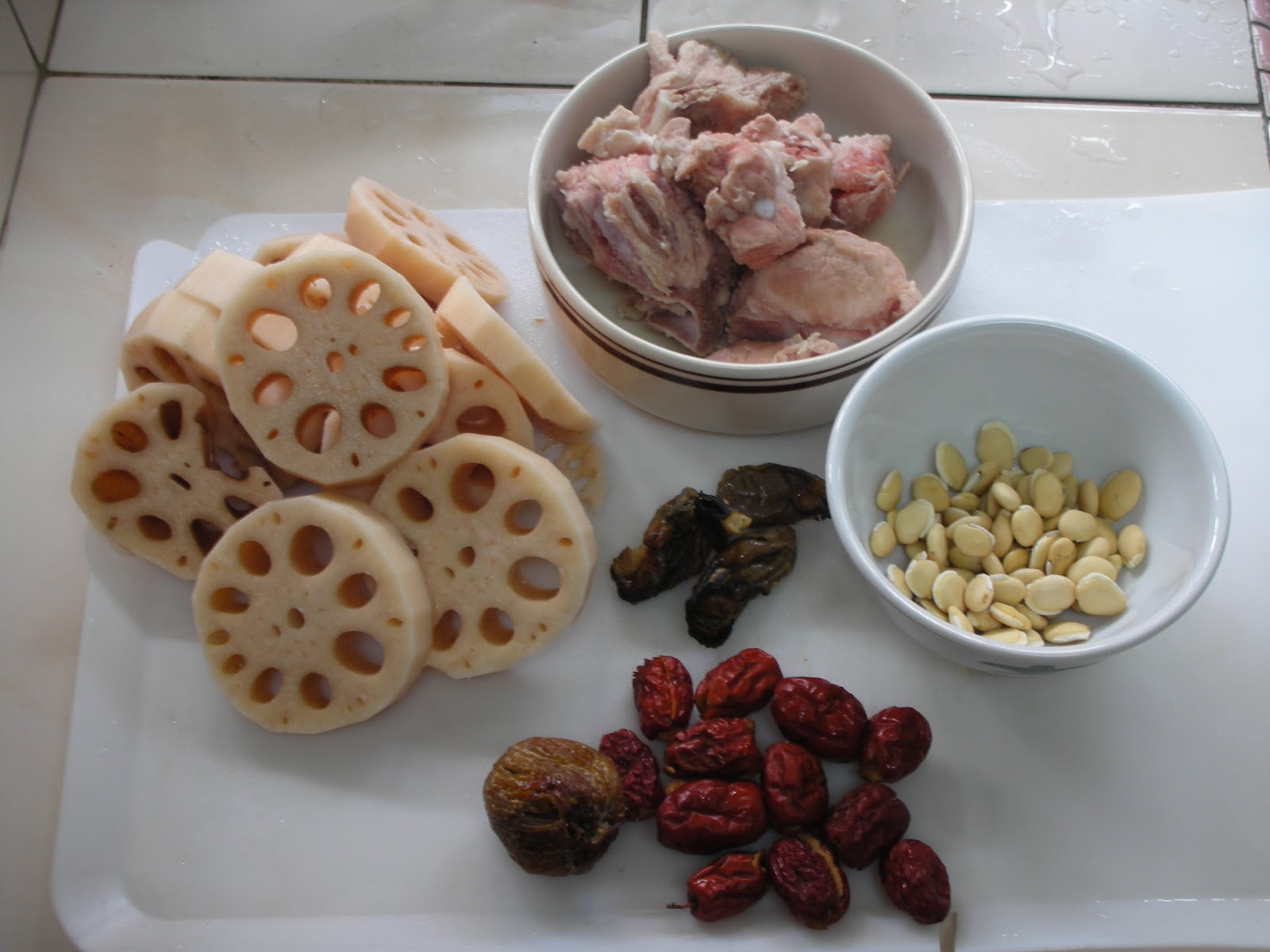 Watch How to Make Lotus Root Soup video