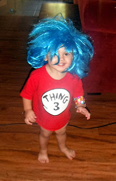 Thing 3 is 18 Months!