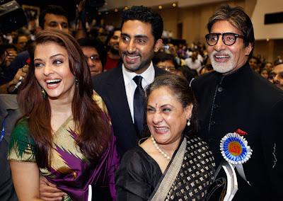 Aishwarya Bachan family photos