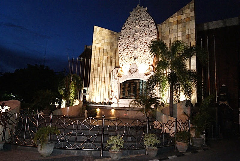 ground zero monument bali