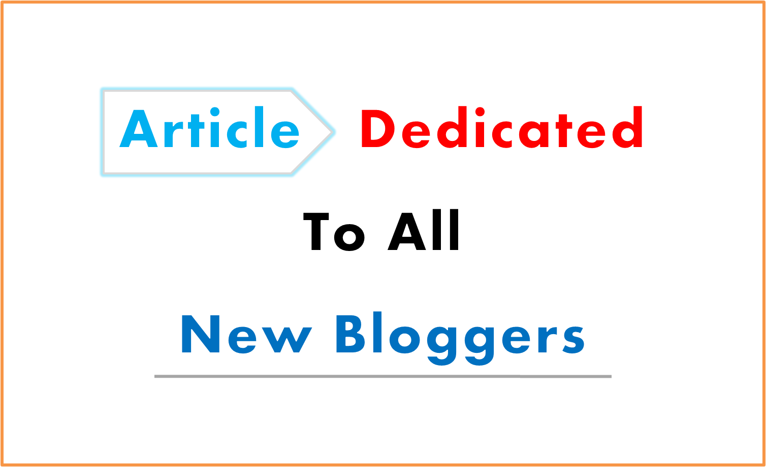 Introduction Of Blogging