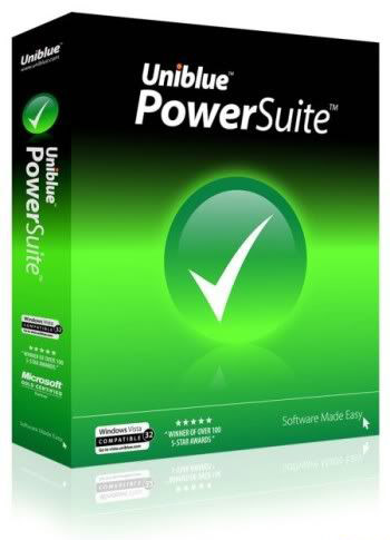 Uniblue PowerSuite 2013 4.1.5.0 Full Serial Number