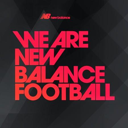 New Balance apuesta por el fútbol