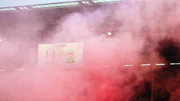 Premier League - Fulham vs Liverpool 12/05/2013