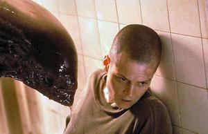Sigourney Weaver en Alien 3