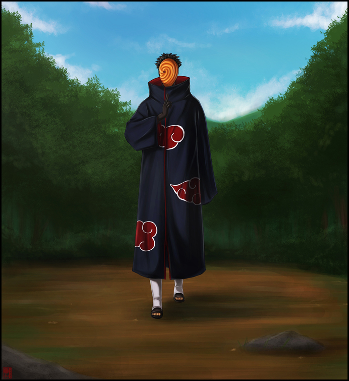 Konoha Chronicles - The Legend - Página 3 Tobi_of_akatsuki_by_sbel02