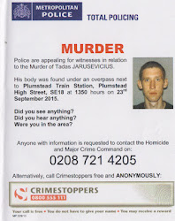 Plumstead Murder: Body Identified - Police Appeal For Information