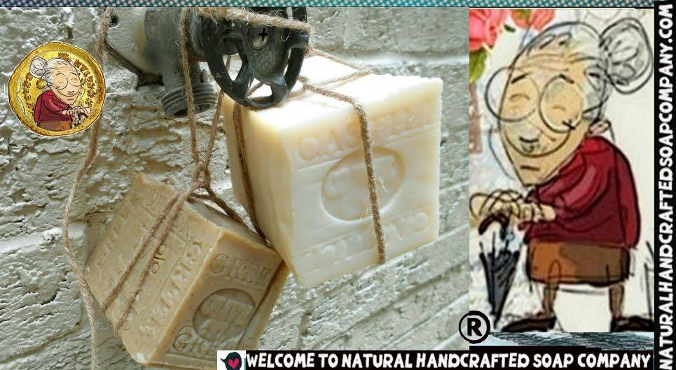 .Organic soaps