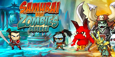 samurai vs zombies defense