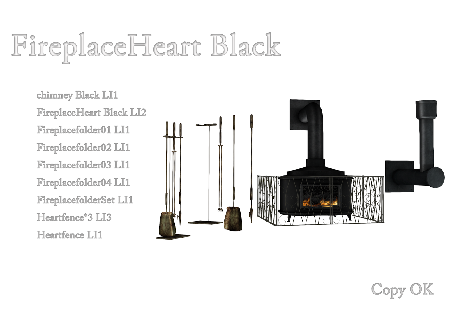 FireplaceHeart