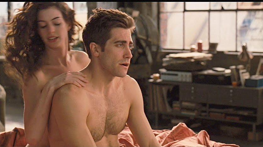 Jake anne hathaway sex scene clip