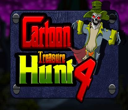 Play EnaGames Cartoon Treasure Hunt 4