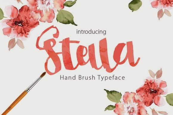 stella-brush-font-free