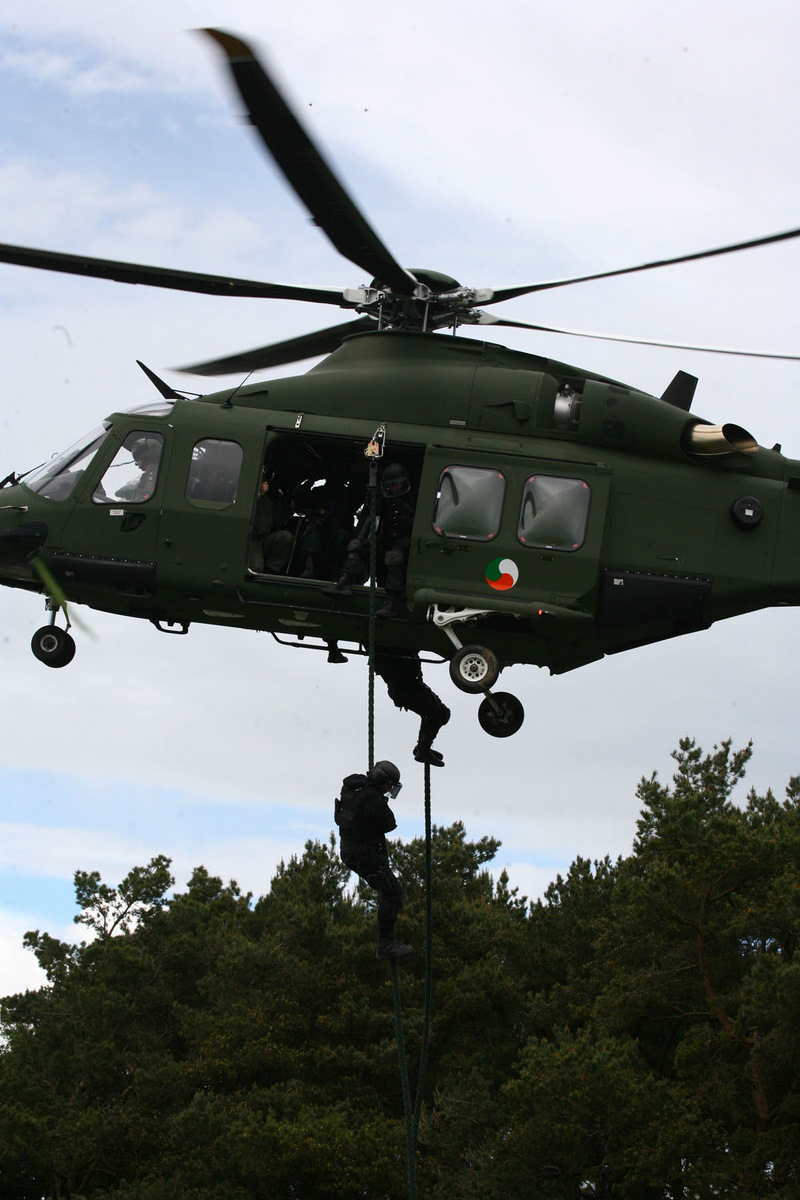 Defence AW139 Helicopter