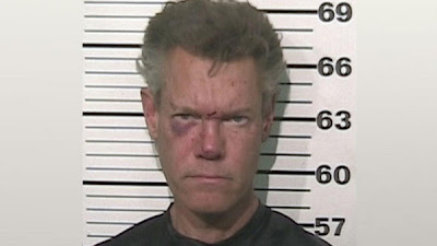 Randy Travis arrest for naked DWI in Texas