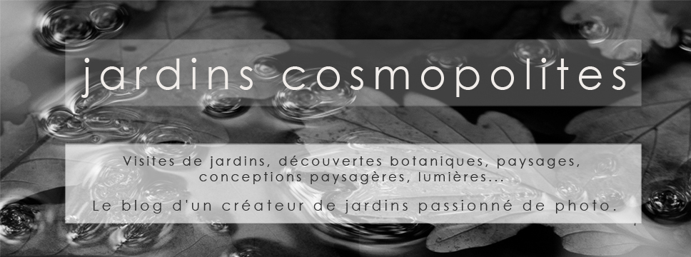 jardins cosmopolites