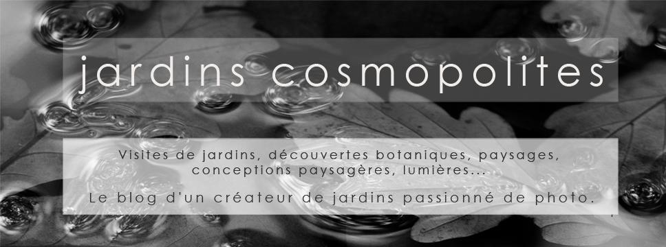 jardins cosmopolites