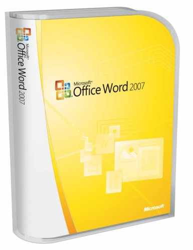 MS Word 2007 Logo Pack