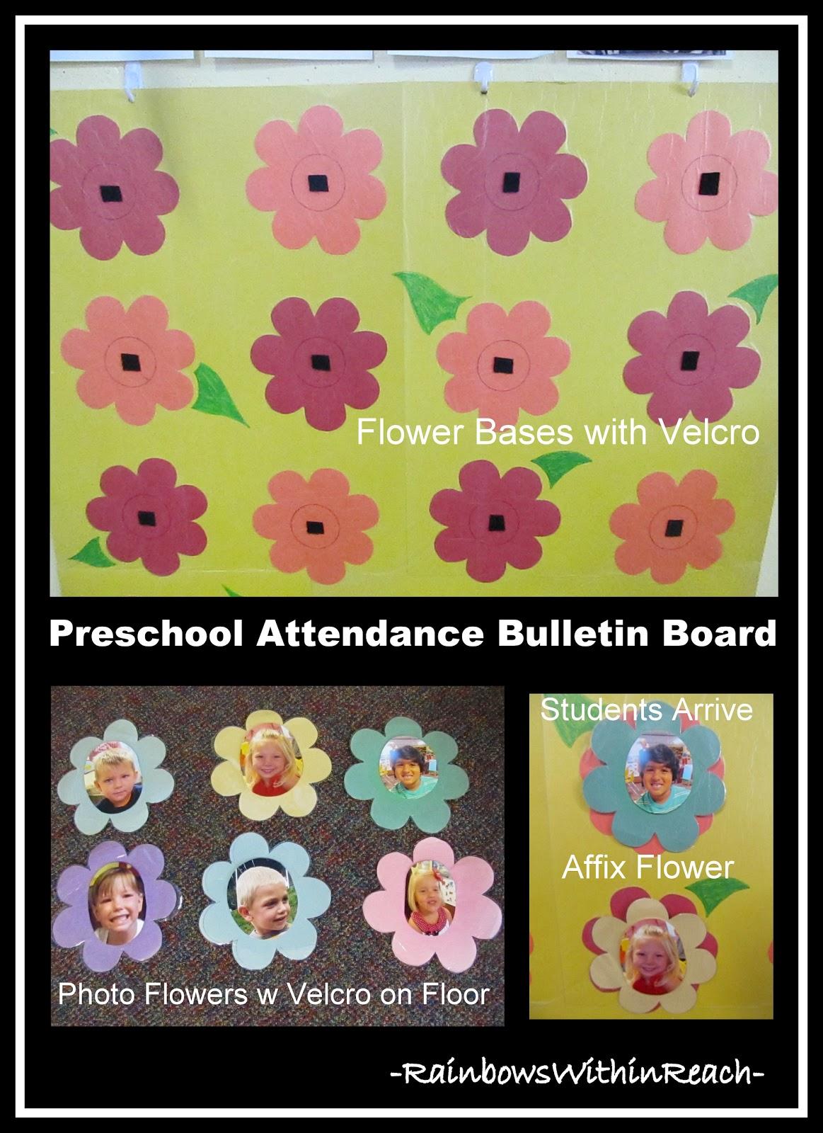 Kindergarten Calendar Chart : Rainbowswithinreach spot