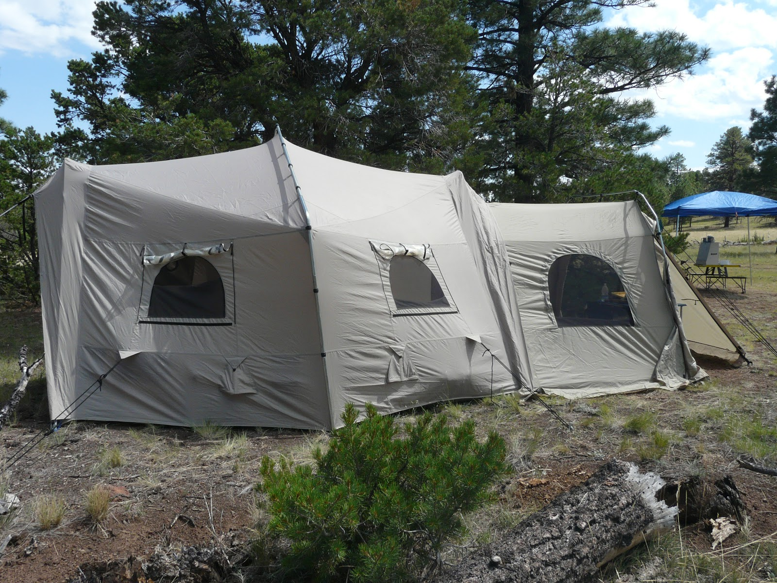 Team Kendrick Outdoors & Cabelau0027s Bighorn II Tent Review