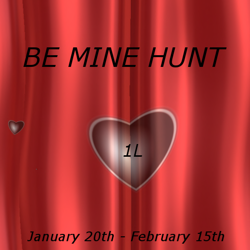 BE MINE HUnt