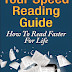 Your Speed Reading Guide - Free Kindle Non-Fiction