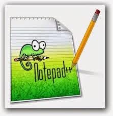 تحميل النسخة الأخيرة من البرنامج   Download Notepad++