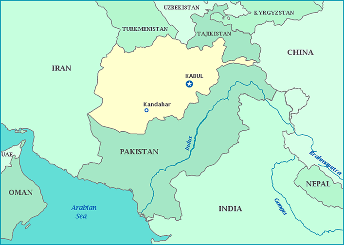 Afghanistan iraq and the american withdrawal dons blog afghanistan comprises about 250000 square miles of territory and has a population of about 30 million the geography is made up of mountainous regions gumiabroncs Gallery