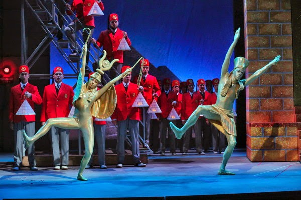 Operatic Saint Louis Review Of The Magic Flute At Opera Theatre