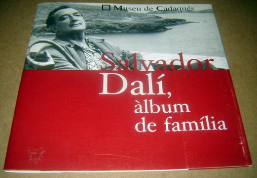 Salvador Dali Auction Results Watch: Salvador Dali, album