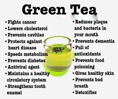green tea essay
