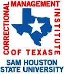logo for the Correctional Management Institute of Texas.