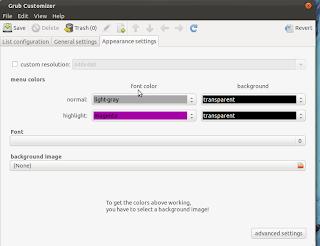 how to install grub customizer in ubuntu 12.04